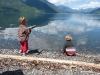 Preschool and Slocan Lake